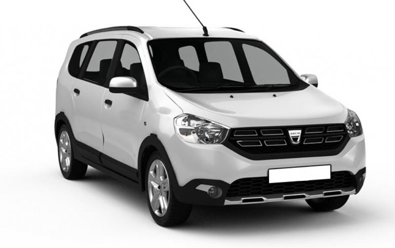 Dacia, Dacia Lodgy 7 Kişilik