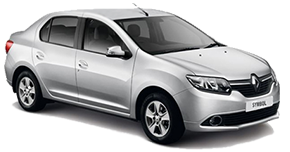 Renault Symbol Joy rent a car