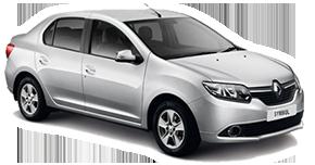 Renault Symbol Joy rent a car