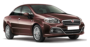 Fiat Linea rent a car