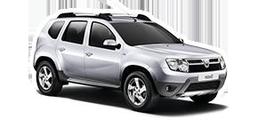 Dacia, DUSTER 4x4