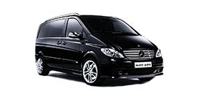 Mercedes Minibüs, Mercedes Vito Vip