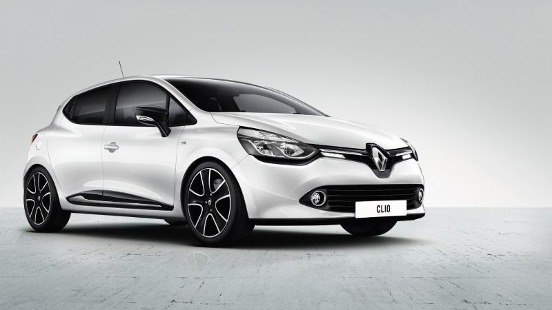 Renault, Yeni Renault Clio HB Otomatik
