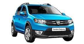 Dacia, Sandero Stepway