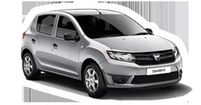 Dacia, Yeni Sandero