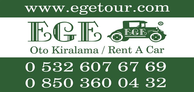 EGE Oto Kiralama / Rent A Car